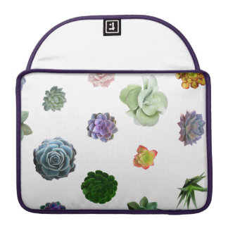 succulent laptop case