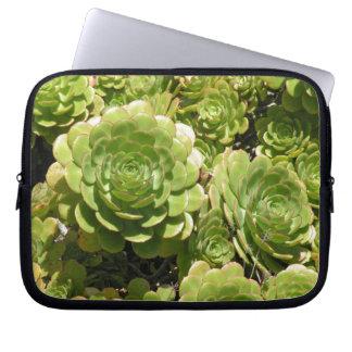 Succulent Laptop Computer Sleeve