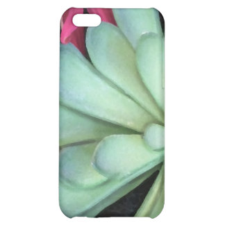Succulent Plant Flower iPhone Case Cover For iPhone 5C