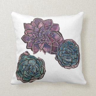 Succulent Plant Pillow