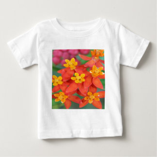 Succulent Red and Yellow Flower 2 T Shirt