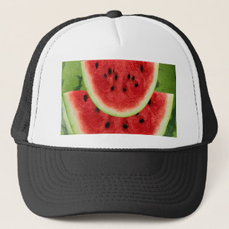 SUCCULENT RED WATERMELONs Trucker Hat