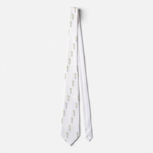 Succulent Seahorse Tie
