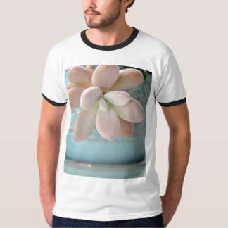 Succulent Sedum Pink Jelly Bean Plant T-Shirt