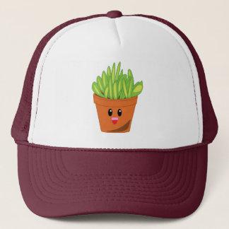 Succulent Trucker Hat