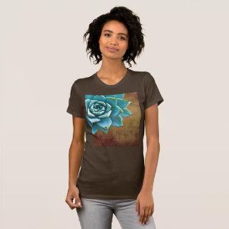 Succulent Watercolor T-Shirt