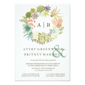 Watercolor Wedding Invitations & Announcements | Zazzle