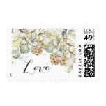 Succulent Wedding Stamp