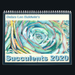 "Succulents 2020 Calendar by Debra Lee Baldwin<br><div class=""desc"">Succulents 2020 Calendar by Debra Lee Baldwin Twelve new, vibrant watercolors by specialty artist Debra Lee Baldwin (https://debraleebaldwin.com) express the beauty of succulents in appealing images of long-lasting value. Debra ""celebrates the joy of succulents"" through plants that have exquisite colors and symmetry. Her Succulents 2020 Calendar is an inexpensive wall...</div>"