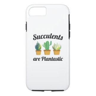 Succulents Are Plantastic iPhone 7 Case