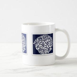 Succulents Classic White Coffee Mug