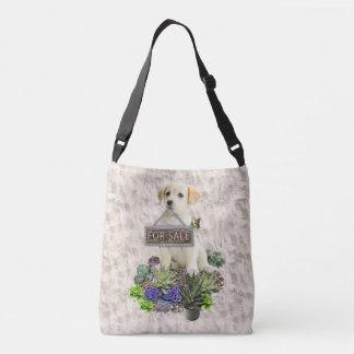Succulents for sale crossbody bag