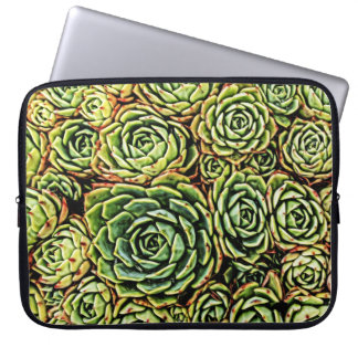 Succulents Laptop Sleeve