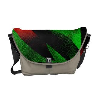 Succulents Messenger Bag