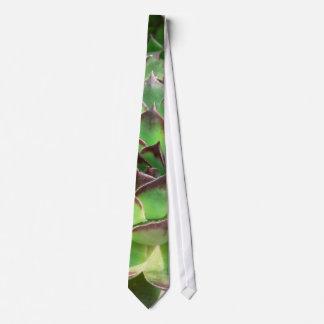 Succulents Tie