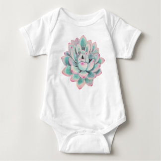 Succulicious for Baby Baby Bodysuit