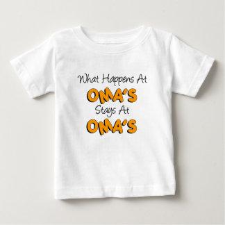 Sucede en las estancias de Oma en Oma Camisas