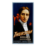 Sucesor de Thurston Kellar Posters