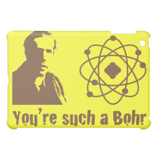 Such a Bohr iPad Mini Covers