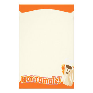 Such A Hot Tamale Stationery