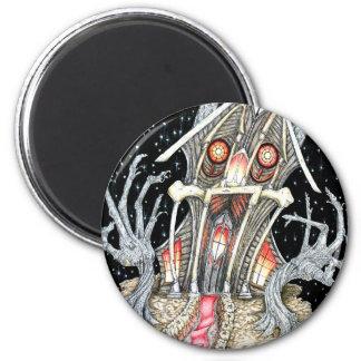 Such a Sream in space 2 Inch Round Magnet