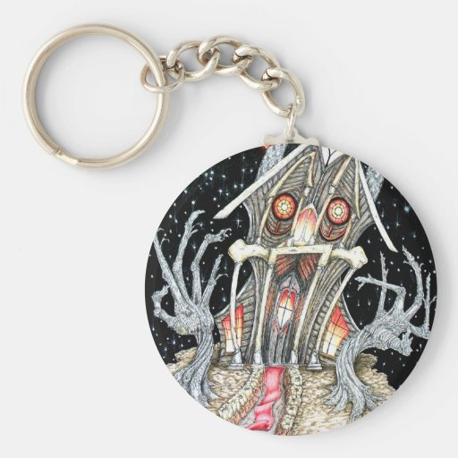 Such a Sream in space Keychain