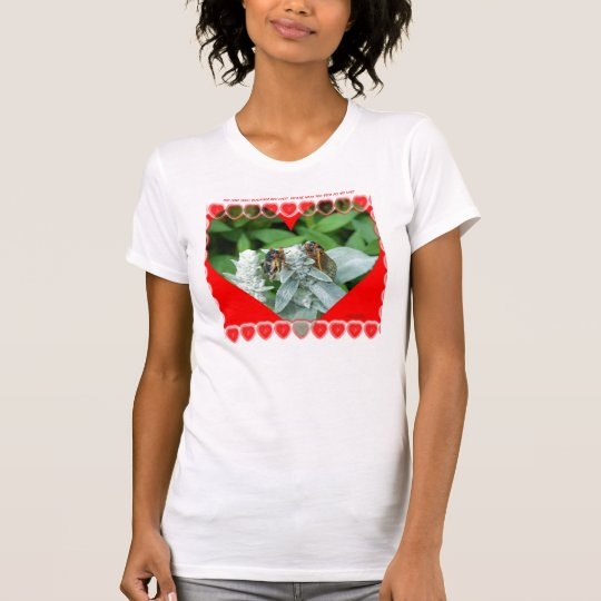 SUCH BEAUTIFUL RED EYES T-SHIRT