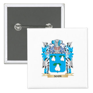 Such Coat of Arms - Family Crest Pin