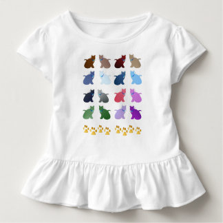 Such Colorful Kittens Shirts