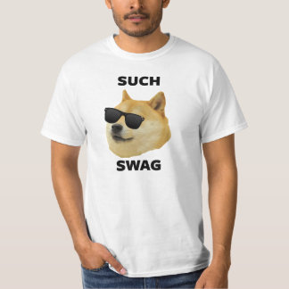 Such Doge Swag Shirt