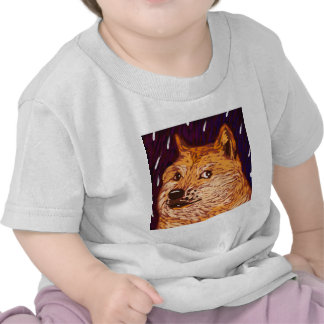 Such Moon, Many Star by Vincent van Doge T-shirts