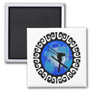SUCH SOULFUL FEELINGS 2 INCH SQUARE MAGNET