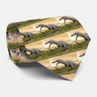 Suchomimus dinosaurs - 3D render Tie