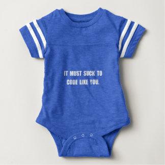Suck Code Baby Bodysuit