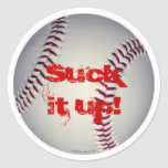 Suck it up! stickers