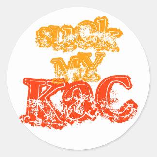 Suck My KaC Sticker (6 piece)