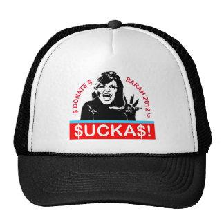 Suckas! Cap