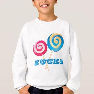 sucker_blue sweatshirt