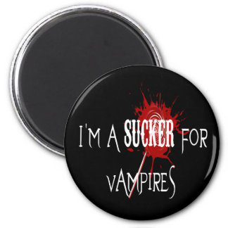 Sucker For Vampires - Magnet