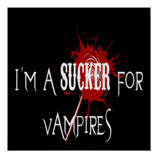 Sucker For Vampires - Poster