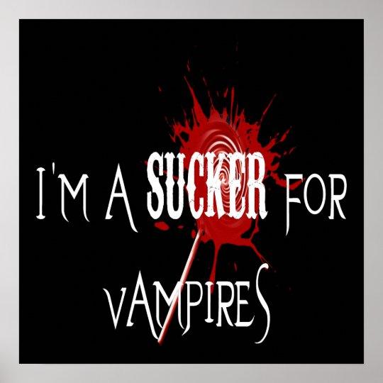 Sucker For Vampires - Poster