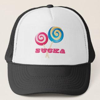 sucker_pink trucker hat
