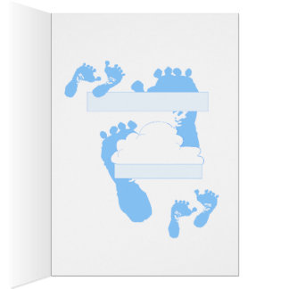 Suckers for a Baby Boy Card