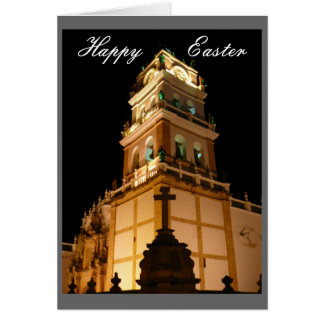 sucre easter church greeting card