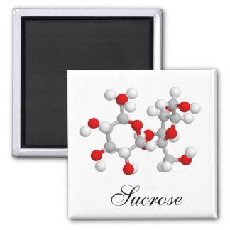 Sucrose 2 Inch Square Magnet