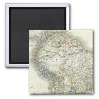 Sud America - South America Magnet