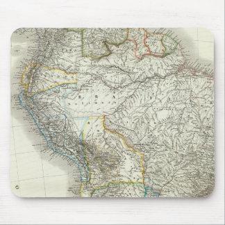 Sud America - South America Mouse Pad