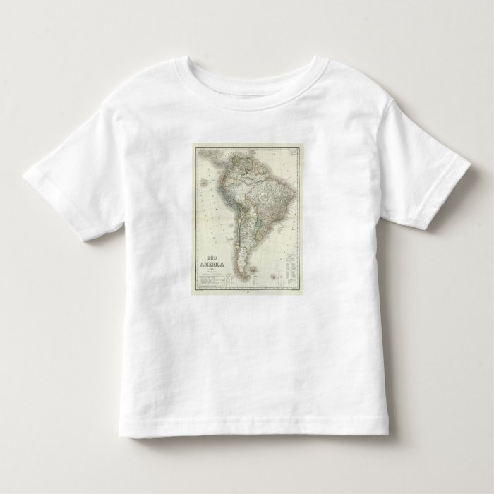 Sud America - South America Toddler T-shirt