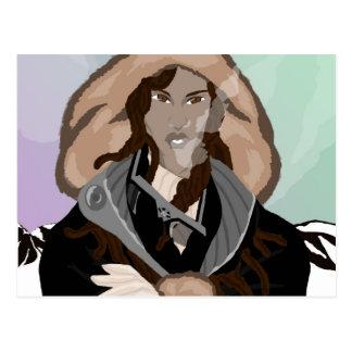 Sudadera con capucha ártica postal