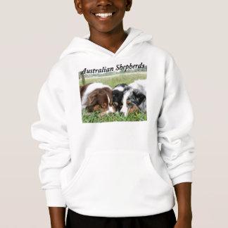 Sudadera con capucha australiana del pastor